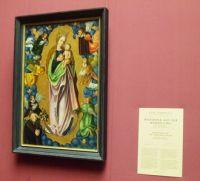 Die Madonna auf der Mondsichel (Cranach)