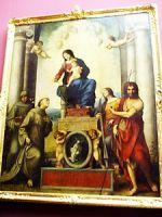 Die Madonna des Heiligen Franziskus (Correggio)