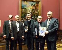 OB Glatthaar mit Begleitung in Dresden